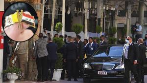 Dünya bu anlara kilitlendi Papa, Şiilerin en büyük dini mercisi Sistani ile görüştü