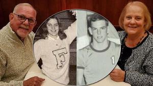 Mutluluk 52 yıl sonra geldi… Liseli aşıkların film gibi hikâyesi