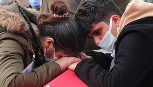 Şehit Piyade Uzman Çavuş Gül, gözyaşlarıyla son yolculuğuna uğurlandı