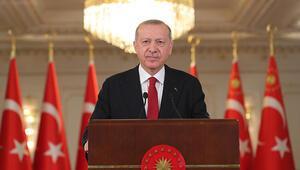 Cumhurbaşkanı Erdoğan, Mavi Vatan 2021 Taktik Tatbikatına canlı bağlantıyla katıldı