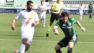 Denizlispor 3-2 Yeni Malatyaspor (Maçın özeti ve goller)