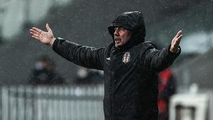 Son Dakika | Beşiktaşta Sergen Yalçın cezalı duruma düştü