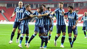 Yılport Samsunspor 0-2 Adana Demirspor
