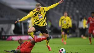 Bayern Münih - Borussia Dortmund maçından öne çıkan fotoğraflar