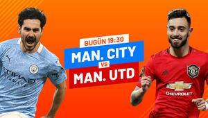 Premier Ligde gözler Manchester Derbisinde Bu maça iddaa oynayanların %60ı...