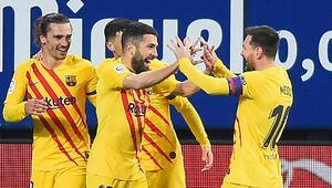 Barcelona, Osasuna deplasmanından 3 puanla döndü