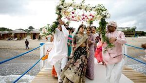 2021 sezonu talep patlaması bekleniyor Antalyada Hint düğünleri için hazırlıklar tamamlandı