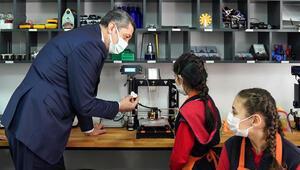 Özel eğitim okullarına tasarım beceri atölyesi