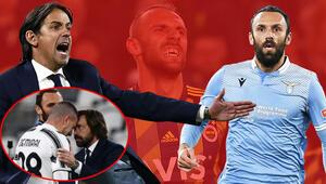 Lazioda gündem Vedat Muriqi Juventus yenilgisi sonrası taraftar ikiye bölündü: Türkiyeye gönderebilsek...