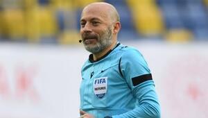 Son Dakika: Cüneyt Çakıra Şampiyonlar Liginde görev