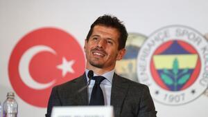 Son Dakika: İstifa iddiaları sonrası Fenerbahçeden Emre Belözoğlu paylaşımı