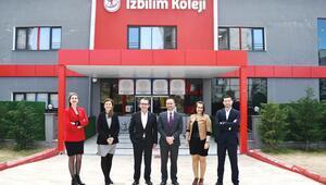 İzmir'in kuzeyinde 21. yüzyıl okulu