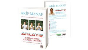 Akif Manaftan 75. kitap: Anlayış