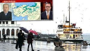 Prof. Dr. Orhan Şenden yağış uyarısı Çarşamba'dan itibaren etkili olacak