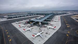 THY ve İstanbul Havalimanı rakiplerini yine geride bıraktı... Dünyada 1 numara