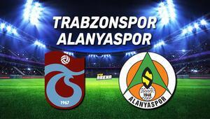 Trabzonspor Alanyaspor maçı ne zaman, saat kaçta ve hangi kanalda İşte maçın ayrıntıları