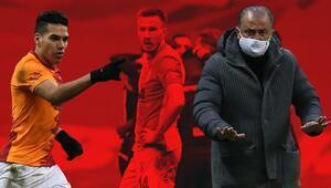 Galatasaray-Sivasspor maçında goller sonrası sosyal medya yıkıldı Terim çılgına döndü, Süper Ligde bir ilk...