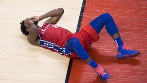 NBAde All-Star maçı öncesi Joel Embiid ve Ben Simmonstan kötü haber