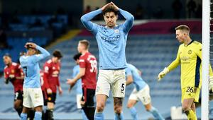 Manchester Citynin yenilmezlik serisine Manchester United son verdi