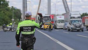İstanbullular dikkat Bugün bu yollar trafiğe kapalı olacak
