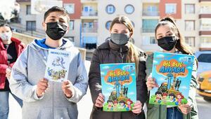 Yüzde 100 Ankara çocuk kitabı