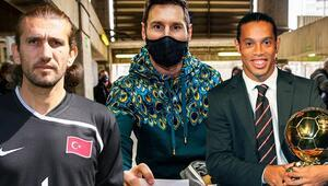 Barcelonada yeni dönem Rüştü ve Ronaldinho...