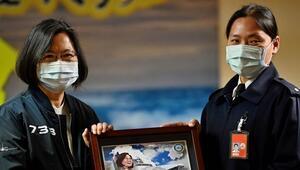 Tayvan liderinden Çini kızdıracak ziyaret