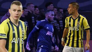 Konyaspor Fenerbahçe maçına 3 dakikada damga vurdular Szalai, Pelkas ve Osayi-Samuel...