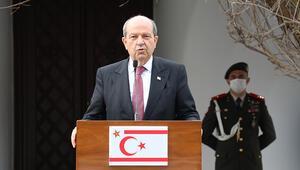 KKTC Cumhurbaşkanı Tatar, BM Temsilcisi Luteu kabul etti