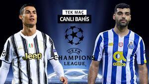 Juventusta 3 eksik, artı 2 de şüpheli Porto maçında iddaa oynayanların %45i...