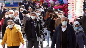 Eskişehir'de koronavirüs vaka sayıları 20 günde yüzde 17,28 arttı