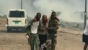 Ekvator Ginesinde kışladaki patlamada ölenlerin sayısı 98e çıktı