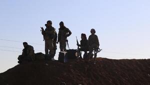 Barış Pınarı Harekatı bölgesinde son 1 yılda 707 terörist yakalandı