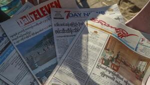 Myanmar'da askeri cuntadan medya kuruluşlarına darbe: 5 medya kuruluşunun lisansı iptal