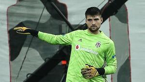 Beşiktaşın kalecisi Ersin Destanoğlu, gelecek vadeden futbolcular listesinde