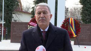 Bakan Akar: 1i sözde lider kadrosundan olmak üzere 25 terörist etkisiz hale getirildi.