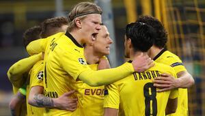 Dortmund 2-2 Sevilla / Maç sonucu