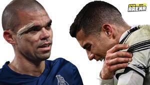 Portoda 38 yaşındaki Pepe geçit vermedi Cristiano Ronaldo detayı...