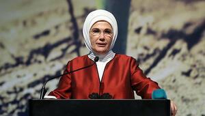 Emine Erdoğan Sıfır Atık Projesini değerlendirdi