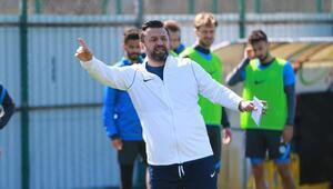 Bülent Uygun: Hatayspor galibiyetini taraftara hediye edeceğiz...