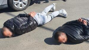 Korsan otopark cinayeti davasının firari sanığı yakalandı