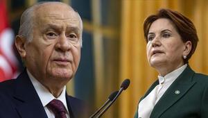 Son dakika... MHP Genel Başkanı Bahçeliden Akşenere tepki