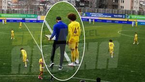 Eyüpspor kazandı, Erencan Yardımcı ilk maçına çıktı