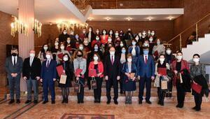 Ar-Ge ve İnovasyonda Kadın Zirvesi ödülleri sahiplerine verildi