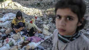 UNICEFden acı rapor: Suriyede 12 bin çocuk öldü ve yaralandı