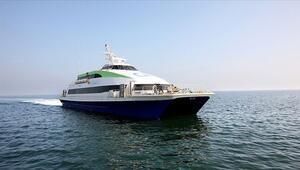 Bursa - İstanbul deniz otobüsü seferlerinde iptaller var