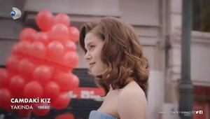 Kanal D'nin merakla beklenen dizisi Camdaki Kız'ın ilk tanıtımı yayınlandı...