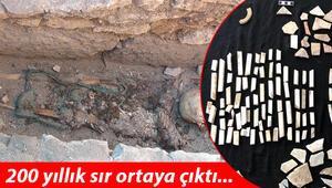 Sinopta Balatlar Yapı Topluluğu kazısında önemli keşif
