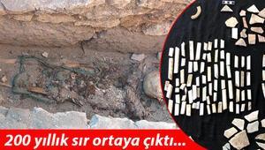 Sinopta Balatlar Yapı Topluluğu kazısında büyük keşif