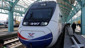 Bakan açıkladı Ankara-Sivas hızlı treni Haziranda hizmete giriyor